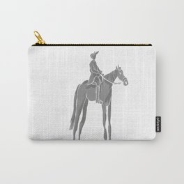 No Point Talking To Me Carry-All Pouch