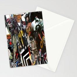 Comic Liberty Stationery Cards