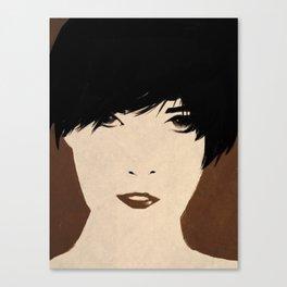 Brown Canvas Print