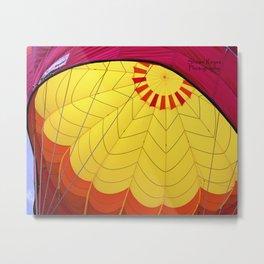 Hot Air 2 Metal Print