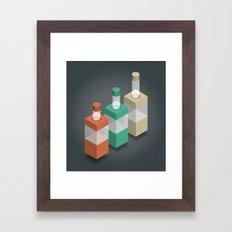The Dispensary Framed Art Print
