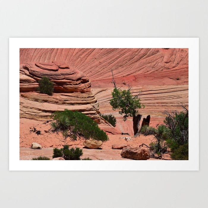 Zion - II Art Print