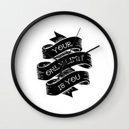 Limits Wall Clock