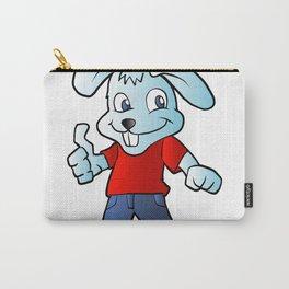 rabbit cartoon Carry-All Pouch