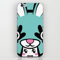 pagan iPhone & iPod Skins featuring Pagan Teal by Pagan Holladay