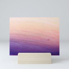 Little planet Mini Art Print