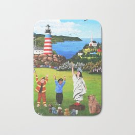 Beacons of Hope Bath Mat