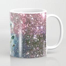 Eagle Nebula Pastel Coffee Mug