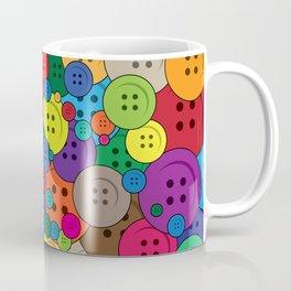 Push the Button Coffee Mug