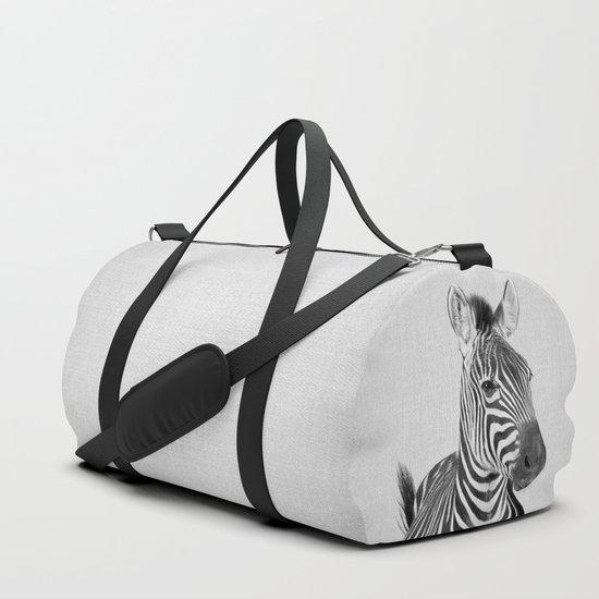 Zebra 2 - Black & White by galdesign