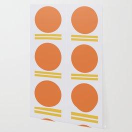 Geometric Form No.5 Wallpaper