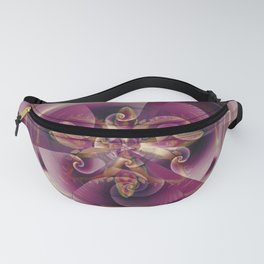 Mandalas of Healing and Awakening 11 Fanny Pack