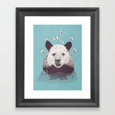 Let's Bear Friends Framed Art Print