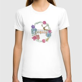 """""""Gansey - Best Mom of The Year"""" The Raven Cycle Inspired T-shirt"""