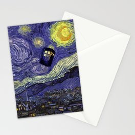 Doctor Who 010 Stationery Cards