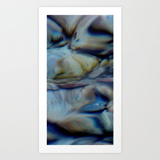 transparency2 Art Print