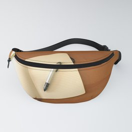 Always a Writer Fanny Pack