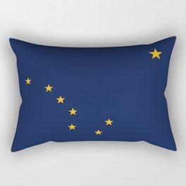 Flag of Alaska Rectangular Pillow