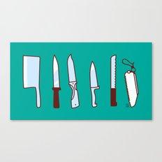 Tools Canvas Print