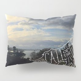 Call of the wild // #TravelSeries Pillow Sham