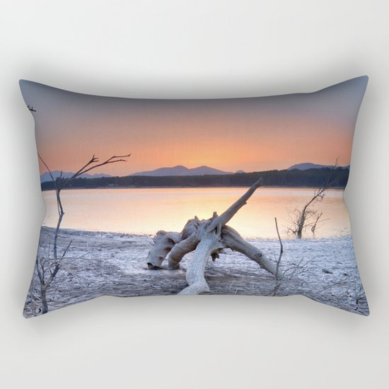 """Mistery old tree"" Rectangular Pillow"