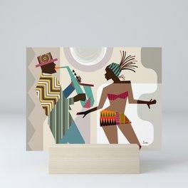 The Dance Mini Art Print