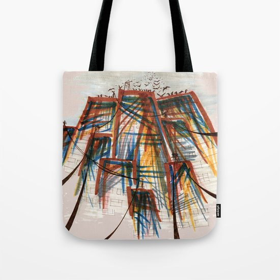 The City pt. 5 Tote Bag