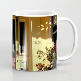 Stage Door - 1889 - No Soliciting Coffee Mug