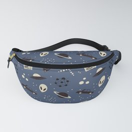 Crowded Skies Fanny Pack