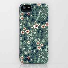 Earth Garden iPhone Case