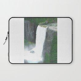 Vernal Fall Yosemite Laptop Sleeve