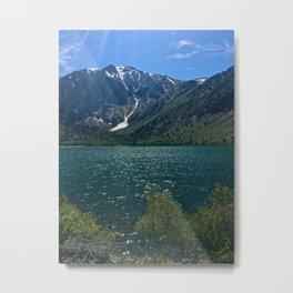 Convict Lake Metal Print