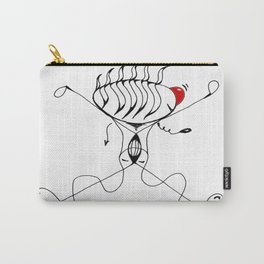 CLOWN NOSE Carry-All Pouch