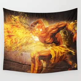 Dhalsim Wall Tapestry