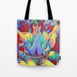 Dazed and Confused x flora Tote Bag