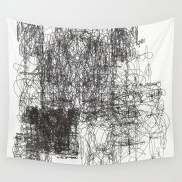 The Glitter Priest Wall Tapestry