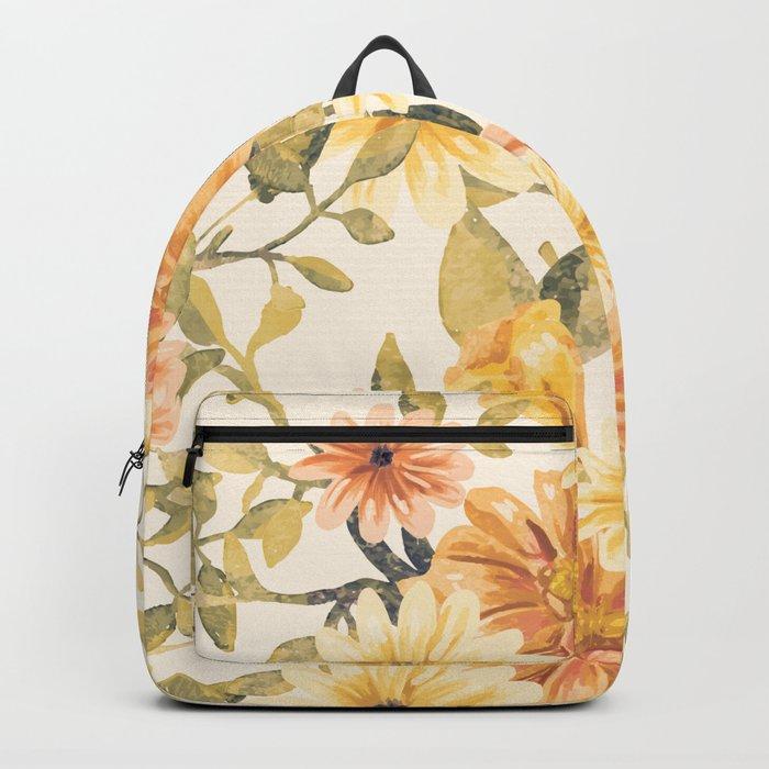Flowers 121 Backpack