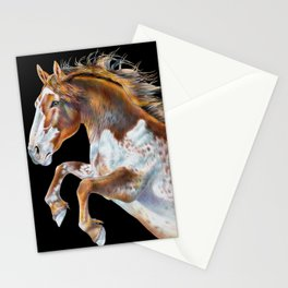 Wild Horse Stationery Cards