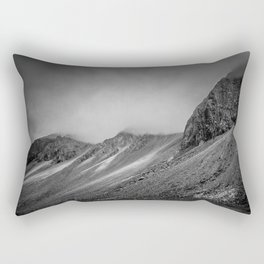 Iceland Mountains Rectangular Pillow