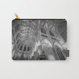 St Patrick's Cathedral New York Art Carry-All Pouch