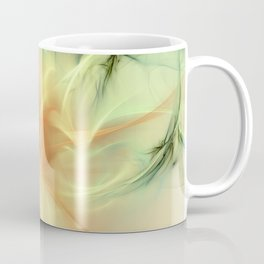 Warm Synergy Fractal Coffee Mug