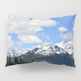 The North Cascades are Calling Pillow Sham