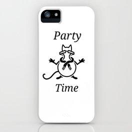 Comedian Cat iPhone Case