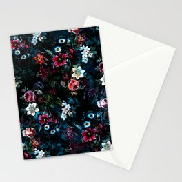 NIGHT GARDEN XI Stationery Cards