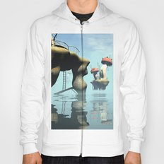 Magical seascape Hoody