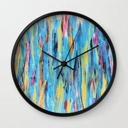 Angoisse Wall Clock