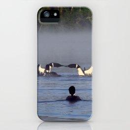 loom duel iPhone Case
