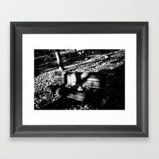 Benchmark II Framed Art Print