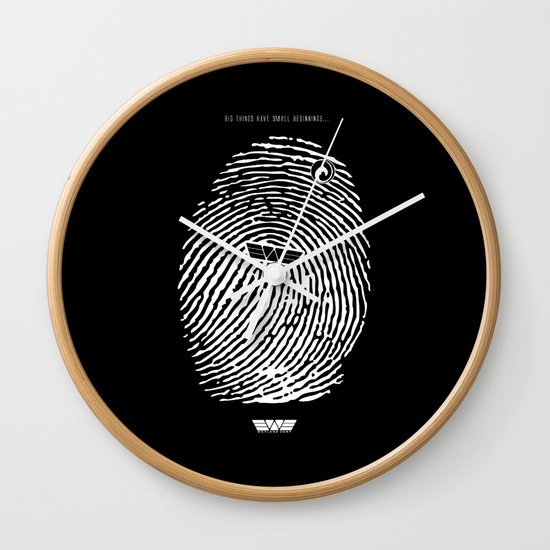 Prometheus. Wall Clock