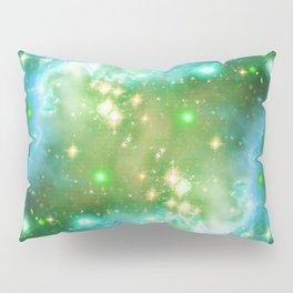 Tiny Lens Textured Nebula Pillow Sham